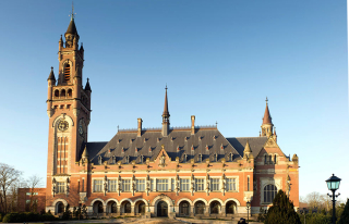 ICJ Peace Palace