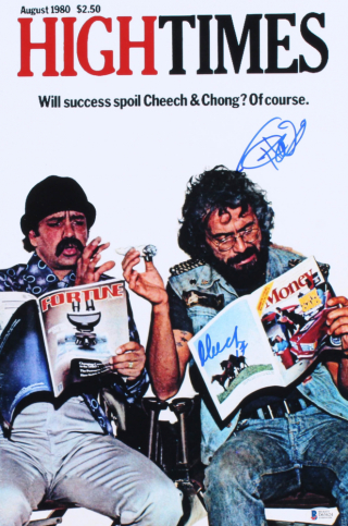 Main_1547760102-Cheech-Marin-Tommy-Chong-Signed-High-Times-Magazine-Cover-16x20-Photo-Beckett-COA-PristineAuction.com