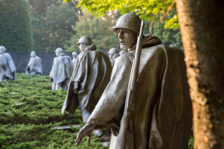 Korean-war-memorial-1809436_1920
