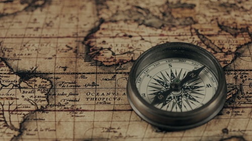 Map - Old World Compass