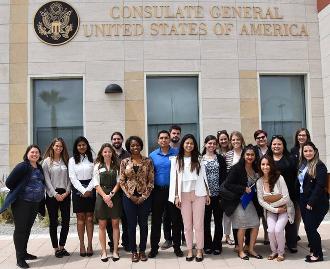 2019.05.21 Hofstra Law Group Tour