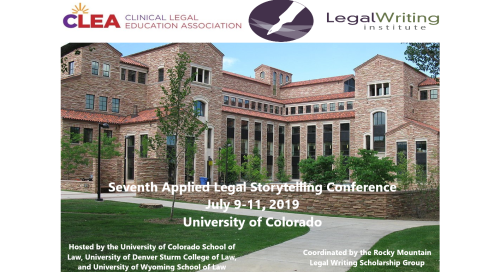 7th Applied Legal Storytelling