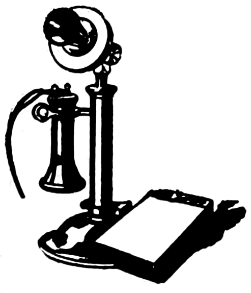 Candlestick_Telephone_with_Note_Pad