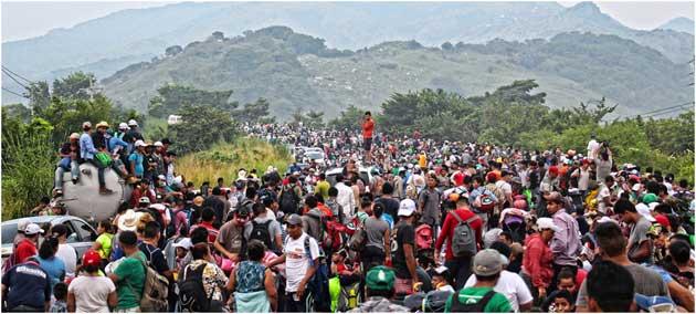Caravan-of-Central-American_