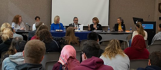 Penn State Harrisburg  Panel on Aging Services 10.22.19