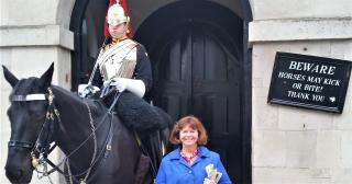 Visiting London's Horses 2019