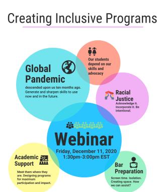 Inclusive Programs Webinar1