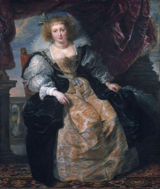 Rubens Second Wife