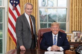 Lin Wood and Trump
