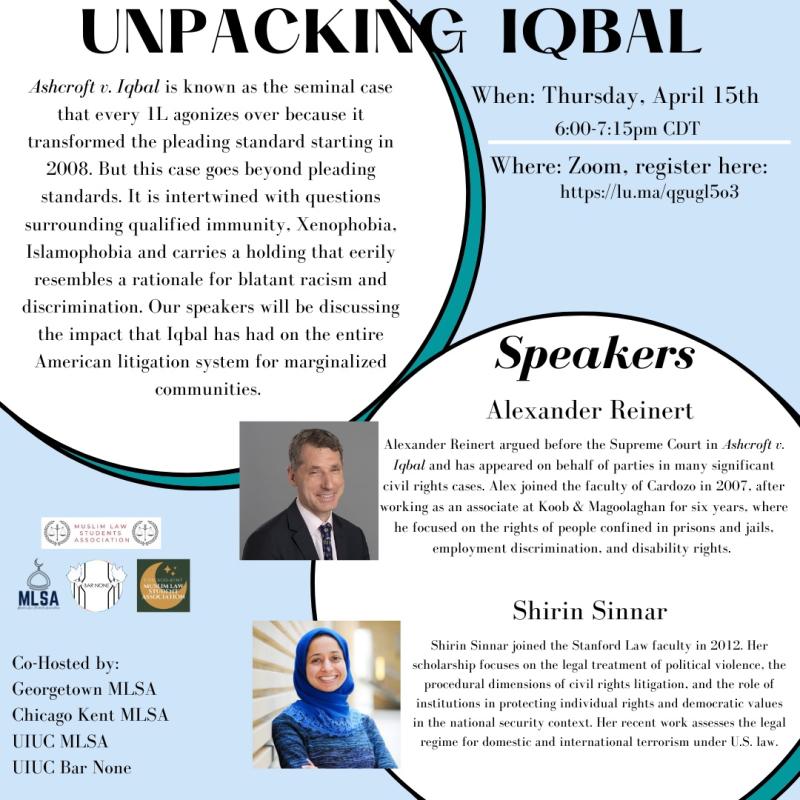 Unpacking Iqbal