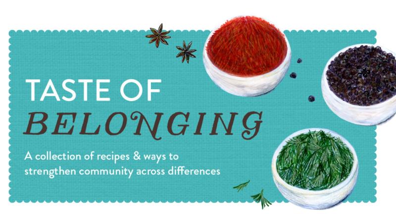 Taste of belonging