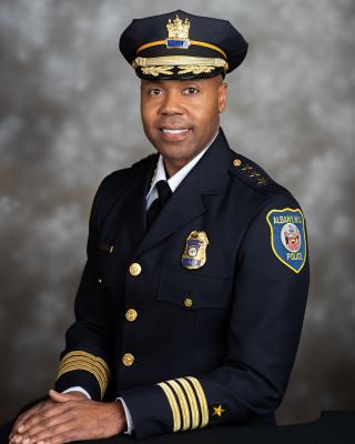 Chief Hawkins headshot