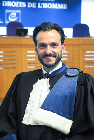 ECHR Judge Spano