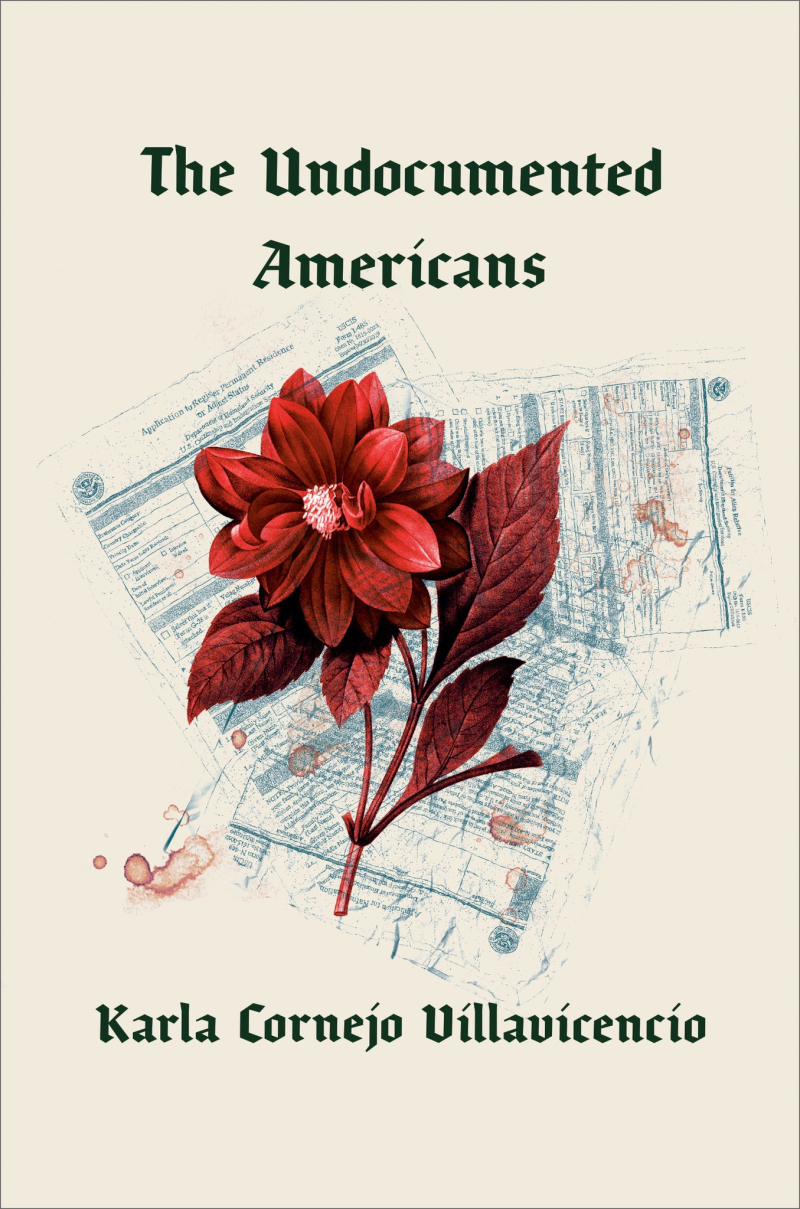 Undocumented Americans book cover