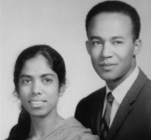 Harris parents