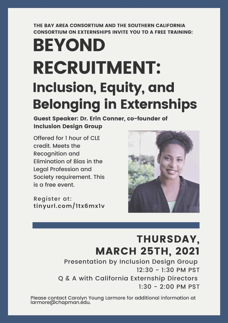Beyond Recruitment Flyer