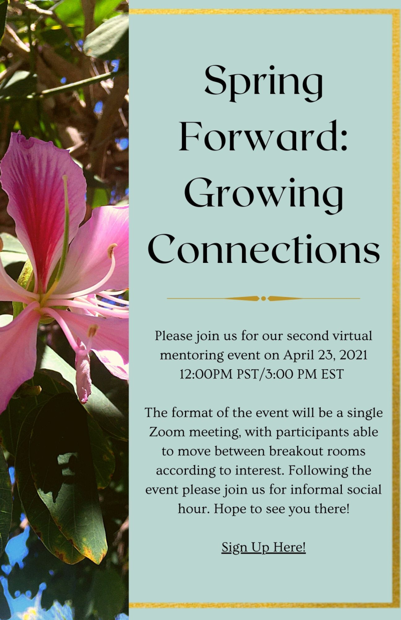 Spring Forward_ Growing Connections