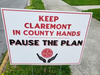 Save Claremont June 2021