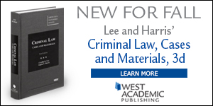 Lee and Harris Criminal Law 3d