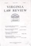 Virginia_law_review