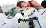 Woman_sleeping_at_work_1